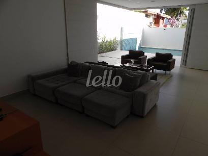 SALA DE ESTAR II - Casa 4 Dormitórios