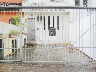 FRENTE DA CASA - Casa