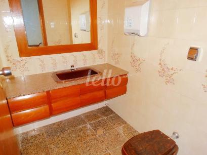 BANHEIRO SOCIAL - Casa