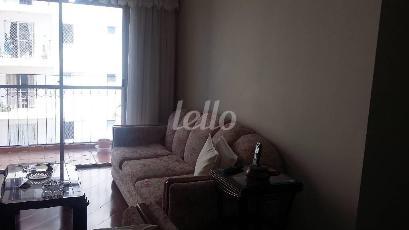 SALA DE ESTAR - Apartamento 2 Dormitórios
