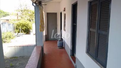 VARANDA - Casa 2 Dormitórios