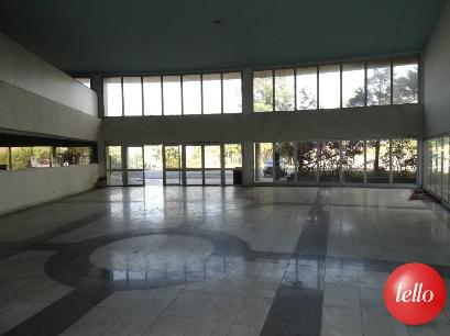 HALL DE ENTRADA - Prédio Comercial