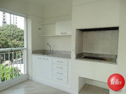 CHURRASQUEIRA - Apartamento 3 Dormitórios
