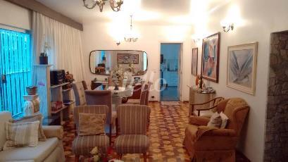 SALA VISTA GERAL - Casa 4 Dormitórios