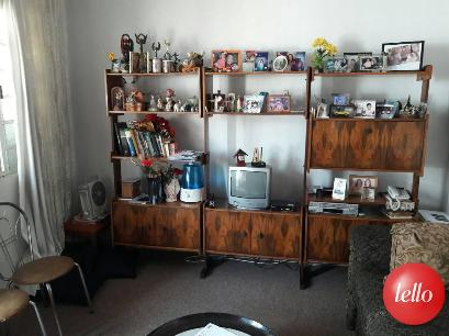 SALA ESTAR - Casa 2 Dormitórios