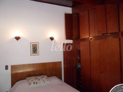DORMITÓRIO DA SUÍTE - Casa 3 Dormitórios