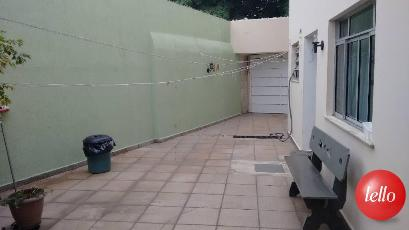 QUINTAL VISTA PORTA GARAGEM - Casa 4 Dormitórios