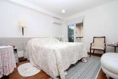 QUARTO SUÍTE - Apartamento 4 Dormitórios