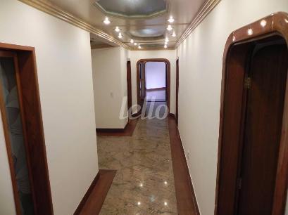 CORREDOR INTIMO - Apartamento 4 Dormitórios