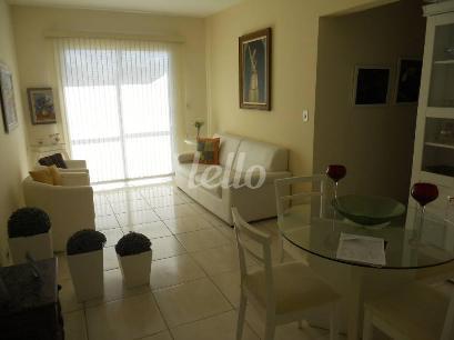 SALA I - Apartamento 2 Dormitórios