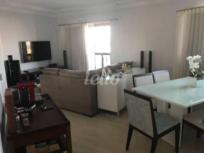 SALA AMBIENTE - Apartamento 4 Dormitórios