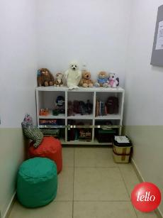 BRINQUEDOTECA - Casa 1 Dormitório