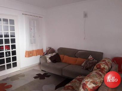 SALA INTIMA - Casa 3 Dormitórios
