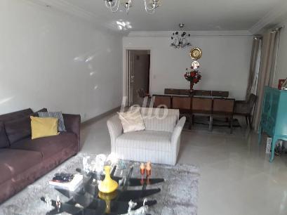 SALA DE ESTAR E JANTAR - Casa 3 Dormitórios
