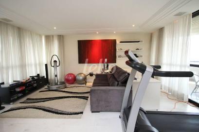 SALA DE GINÁSTICA   - Apartamento 4 Dormitórios