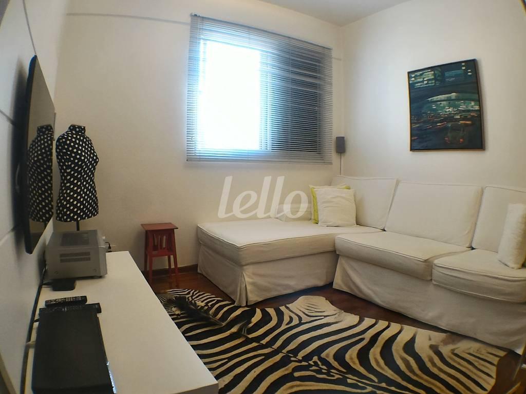 DORMITÓRIO - HOME THEATER - Apartamento 3 Dormitórios
