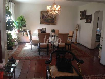 LIVING(SALA DE JANTAR) - Apartamento 3 Dormitórios