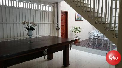 SALA DE JOGOS - Casa 5 Dormitórios