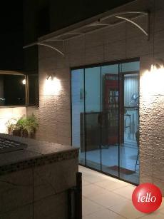 ÁREA DE LAZER DA COBERTURA - Apartamento 6 Dormitórios