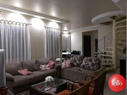 SALA DE ESTAR - Apartamento 6 Dormitórios