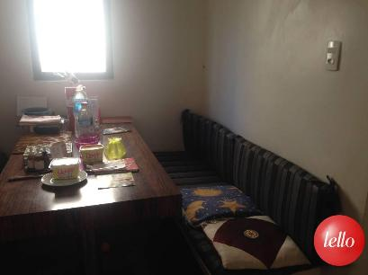 COPA (SALA ALMOÇO) - Apartamento 3 Dormitórios