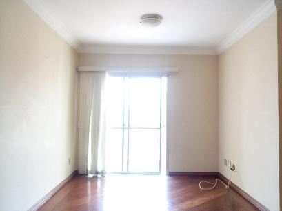 SALA 2 AMBIENTES - FOTO 2 - Apartamento 3 Dormitórios