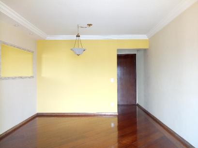 SALA 2 AMBIENTES - FOTO 4 - Apartamento 3 Dormitórios