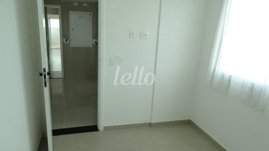DORMITÓRIO DE EMPREGADA - Apartamento 4 Dormitórios