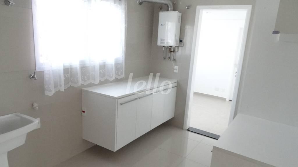 ÁREA DE SERVIÇO - Apartamento 4 Dormitórios