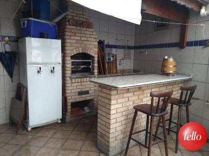 CHURRASQUEIRA - Casa 4 Dormitórios