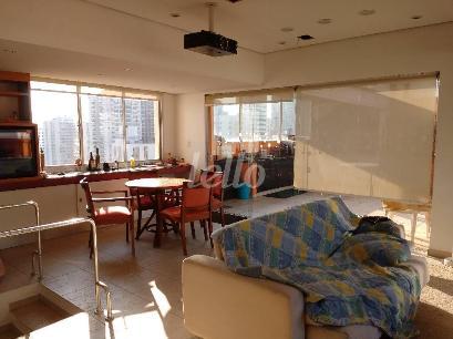 SALA DO TERRAÇO - Apartamento 2 Dormitórios