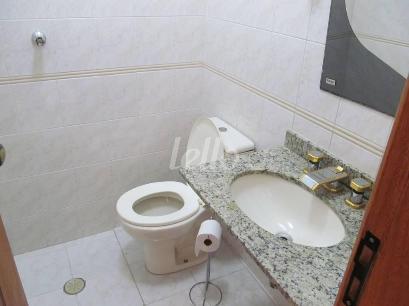 BANHEIRO SOCIAL PISO SUPERIOR - Apartamento 4 Dormitórios