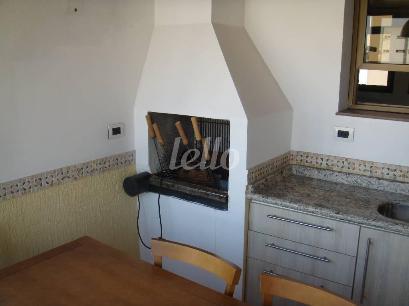 ESPAÇO GOURMET  - Apartamento 4 Dormitórios