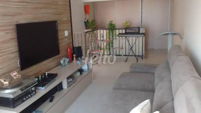 SALA PISO SUPERIOR - Apartamento 4 Dormitórios