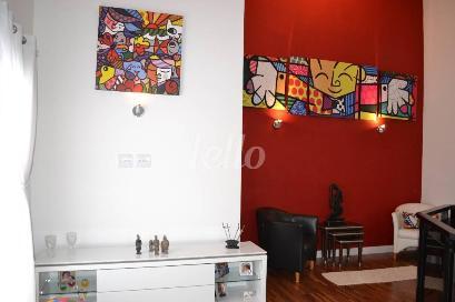 SALA SUPERIOR - Apartamento 3 Dormitórios