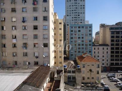 VISÃO DA SALA - Apartamento 2 Dormitórios
