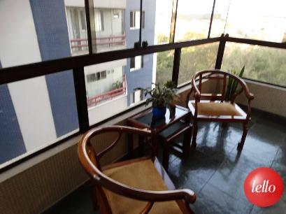 SACADA ENVIDRAÇADA - Apartamento 4 Dormitórios