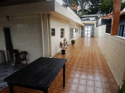 VARANDA - Casa 5 Dormitórios