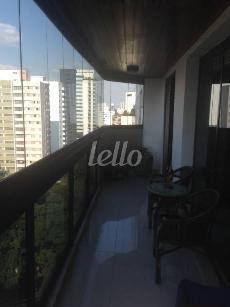 VARANDA - Apartamento 5 Dormitórios