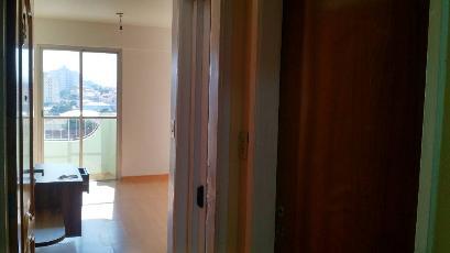 ENTRADA, SALA, SACADA - Apartamento 2 Dormitórios
