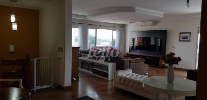 SALA PARA DOIS OU MAIS AMBIENTES - Apartamento 4 Dormitórios