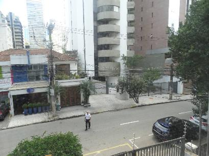 VISTA DA SALA - Apartamento 3 Dormitórios