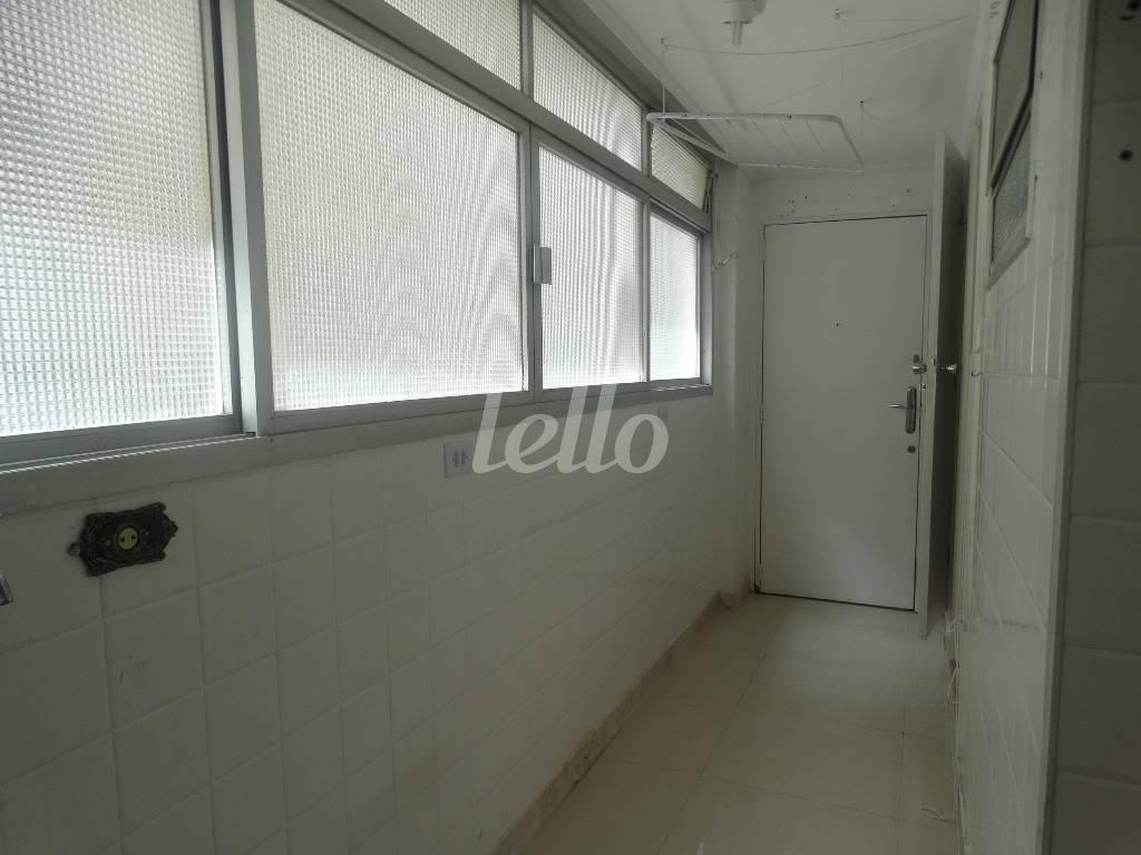 AREA SERVIÇO - Apartamento 3 Dormitórios