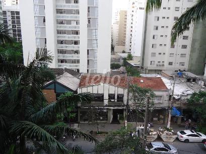 VISÃO DA SALA - Apartamento 3 Dormitórios