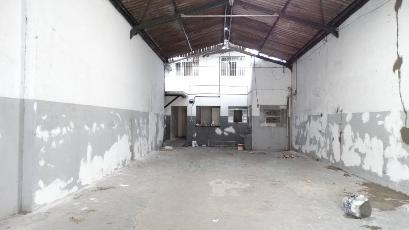 SALAO - Galpão/Armazém