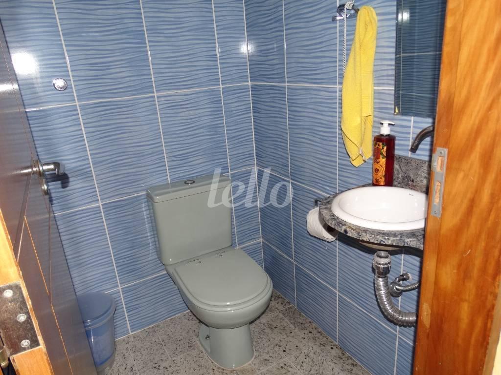 BANHEIRO  - Casa 3 Dormitórios