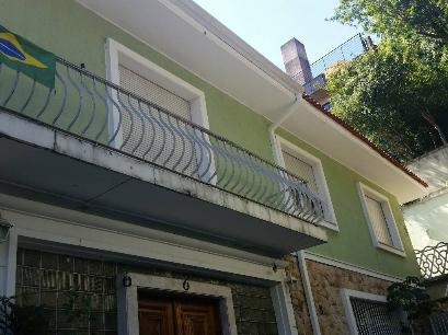 VARANDA DOS DORMITORIOS - Casa 4 Dormitórios