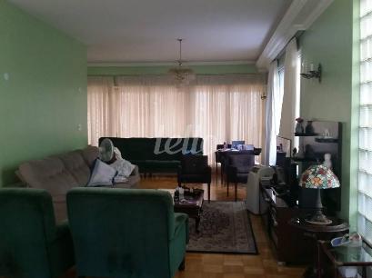 SALA DE VISITA - Casa 4 Dormitórios