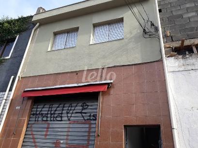 FACHADA - Prédio Comercial 2 Dormitórios