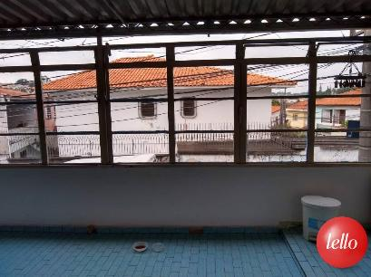 ÁREA DE SERVIÇO - Casa 2 Dormitórios